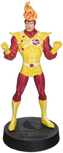 Eaglemoss Dc Comics - Eaglemoss DC Comics Super Hero Collection Firestorm Figurine