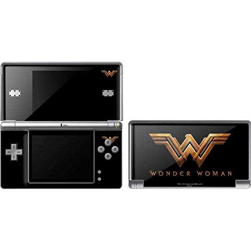 Skinit Wonder Woman DS Lite Skin - Wonder Woman Gold Logo | DC Comics Skin by Skinit