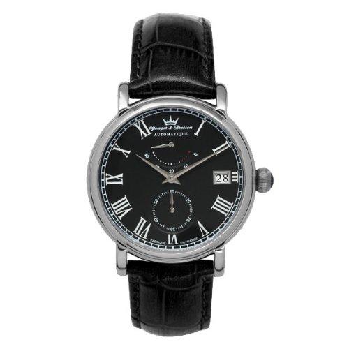 [ヨンガー&ブレッソン]Yonger&Bresson 腕時計 シャンボール Chambord YBH8356-01自動巻 ユニセックス [正規輸入品] B00GQNRTP4