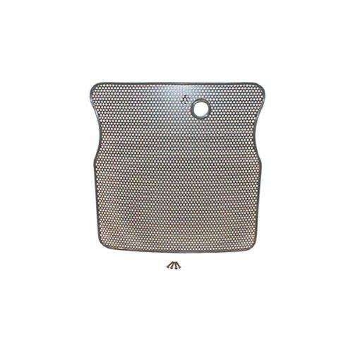 Rugged Ridge 11213.02 Black Radiator Bug - Shield Sonoma Bug Gmc