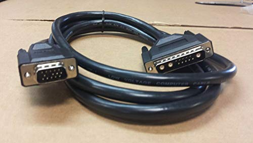 WorkstationVideo to PC Type HD15 Cable - DB13W3