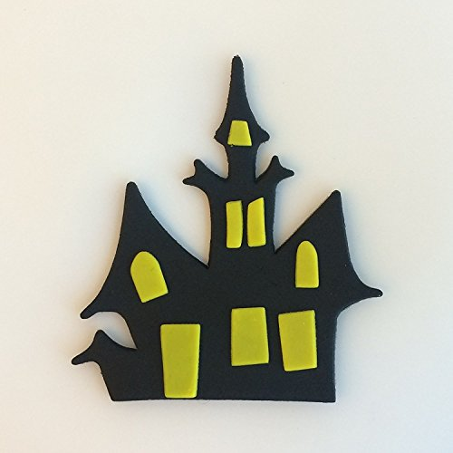 Haunted House 102 Cookie Cutter Set (4 inch) ()