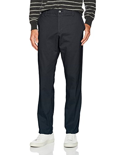 Comfort Trousers (Lee Men's Performance Series Extreme Comfort Relaxed Pant, Navy, 36W x 32L)