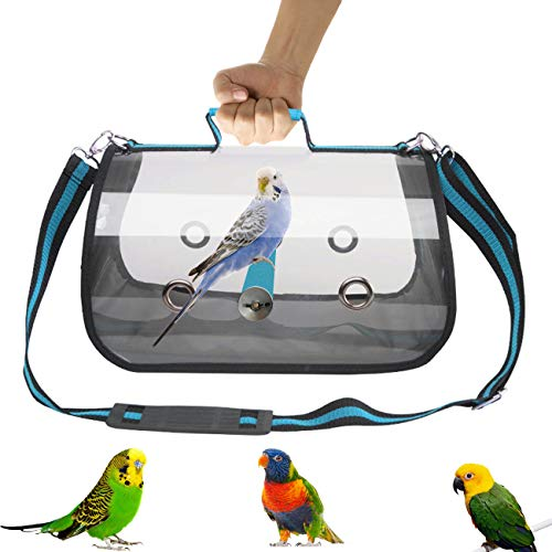 GABraden Lightweight Bird Carrier, Bird Travel Cage