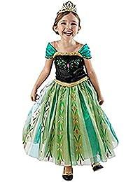 Loel? Princess Snow Queen Party Costume Dress