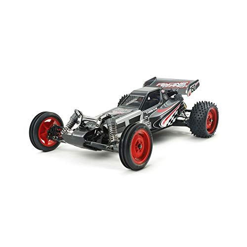 Tamiya America, Inc Dt-03 Chassis Black with Racing Fighter Body Ltd Ed, TAM84435