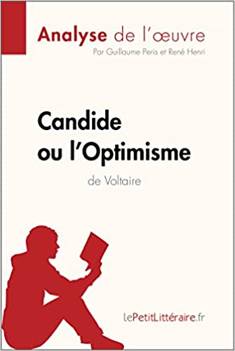 Amazon Candide Ou Loptimisme De Voltaire Analyse De Loeuvre