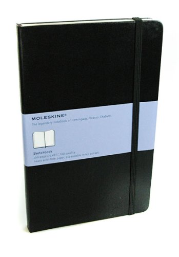 Moleskine Large Sketch Book
