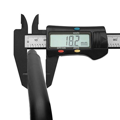Heavy Duty Bike U Lock with 3 Keys, Amazer 18mm Heavy Duty U Lock for Bike Bicycle U-Lock Bike Locks