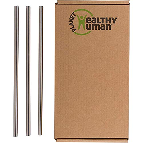 reusable stainless steel straws complete