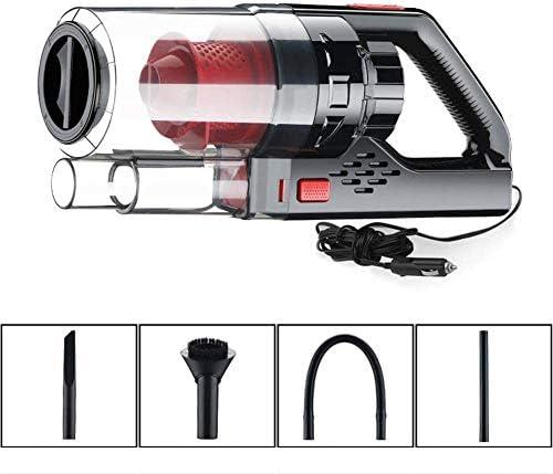 YIFUSUO Aspirateur à Main, aspirateur de Voiture Portable, sans Fil aspirateur à Main, aspirateur Puissant DC 12V 150W 6000PA, Faible Bruit pour Voiture, Maison, Bureau