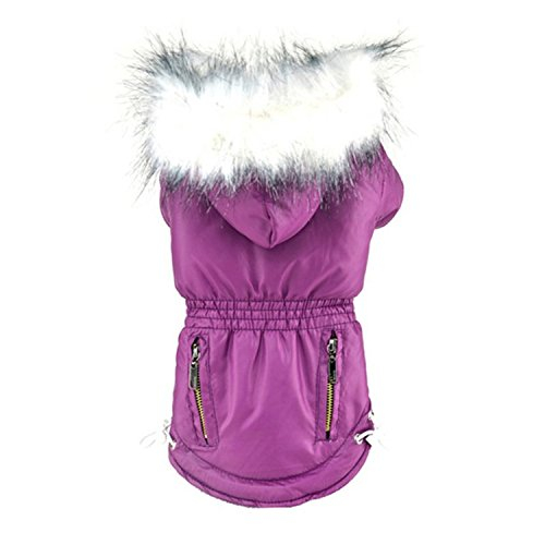 New Pet Dog Puppy Winter Clothes Waterproof Jacket Coat Hoodie Costume Pet Small Thick Clothes Apparel Ou