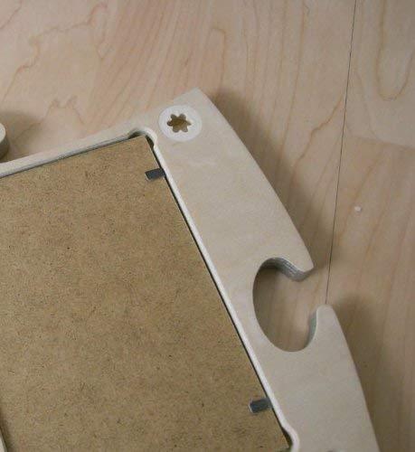 Unbekannt Rahmen Puzzle Galerie aus Holz/ /4/Fotos 10/x 15//13/x 18/cm/ /Gr/ün