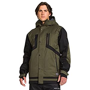 Under Armour Mountain Men`s ArmourStorm ColdGear Infrared Fractle Jacket (Dumpster Diver, 2XL)