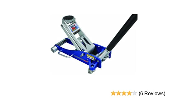 Amazon Com 3 Tons Aluminum Racing Floor Jack With Rapid Pump