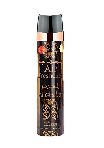 AL GHADEER AIR FRESHENER 300 ML Nabeel Perfumes