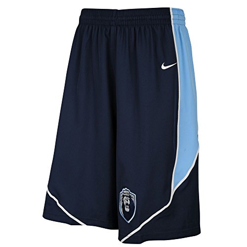 Old Dominion Monarchs Nike Dri-Fit Woven Twill Player Shorts (Large) (Twill Player)