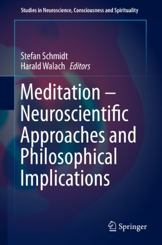 Meditation - Neuroscientific Approaches and Philosophical Implications: 2 (Studies in Neuroscience, Consciousness and Spirituality) Pdf