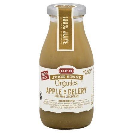organic celery juice - 5