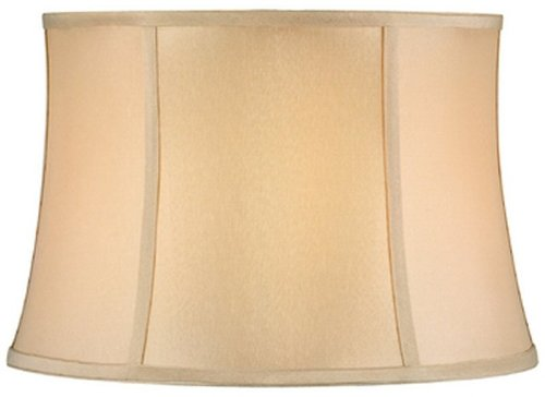 Dolan Designs 140072 Large Round Bell Softback Shade, Light