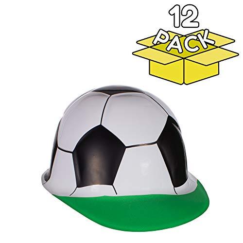 Soccer Ball Cap-12 Pack -