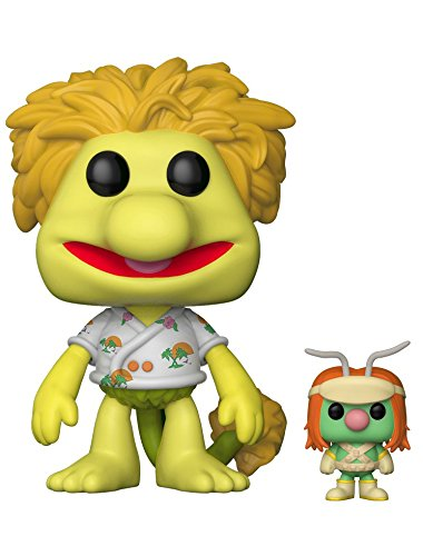 Funko-Pop-Television-Fraggle-Rock-Wembley-with-Doozer-Collectible-Toy