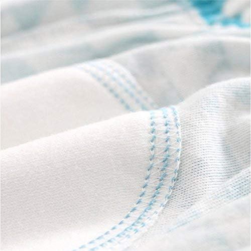 Pantalones de Entrenamiento para beb/és Ropa Interior de Entrenamiento Orinal Pa/ñales Pantalones de pa/ñales para el Entrenamiento del ba/ño Entrenamiento 6-30 Meses 4 Piezas