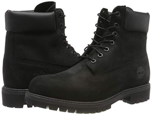 adbb6a80fb9 SHOPUS | Timerbland Men's 6 inch Premium Waterproof Boot, Black ...
