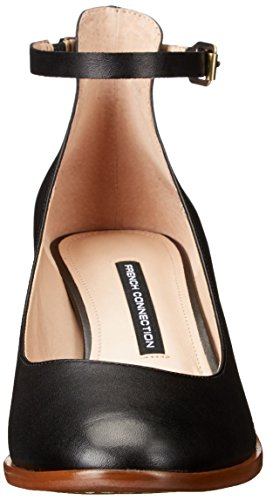 French Connection Womens Clemena Dress Pump Zwart