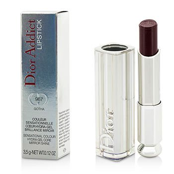 Christian Dior Addict # 967 Gotha Lip Stick for Women, 0.12 - Dior Lady Colors