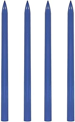 Stitching Needles for 550 Paracord 1 Pack 4 Pack Blue Matte Steel 3.5 Inch FID