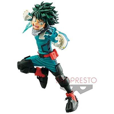 Banpresto My Hero Academia Rising vs Villain Deku Figure: Toys & Games