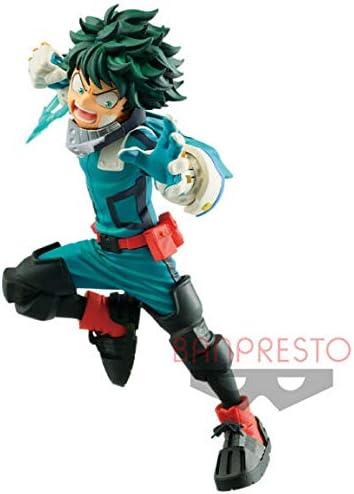 Amazon Com Banpresto 81793 My Hero Academia The Movie Heroes Rising Vs Villian Deku Figure Toys Games
