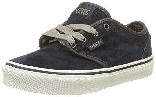 Vans Y Atwood Mte - Zapatillas de estar por casa Unisex niños Mte/Blue Graphite/Marshmallow