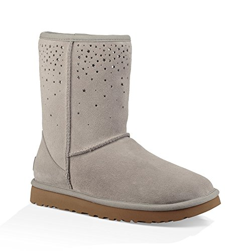 UGG Women's W Classic Short STARGIRL Fashion Boot