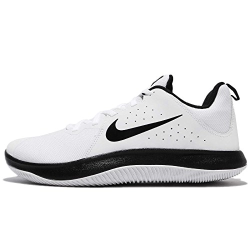 Low Fly Basketball pure Platinum by Black White Men's Shoe Nike qUgOtwx