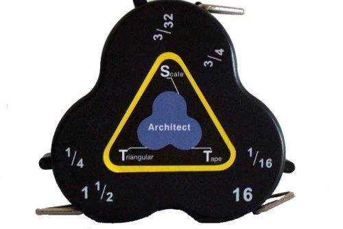 architect-triangular-scale-tape-measure