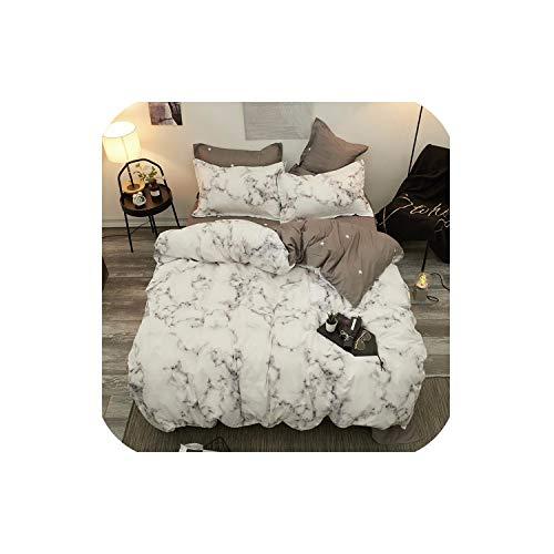 LOVE-JING Green Cactus Sheet Pillowcase Duvet Cover Set New Pastoral Bedding Set Modern Bed Linen Autumn Bedclothes 3/4Pcs /Set Kids Set,16,Queen 4Pcs (Lego Queen Sheet Set)