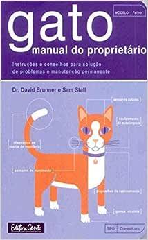 Gato: manual do proprietário - 9788573124842 - Livros na