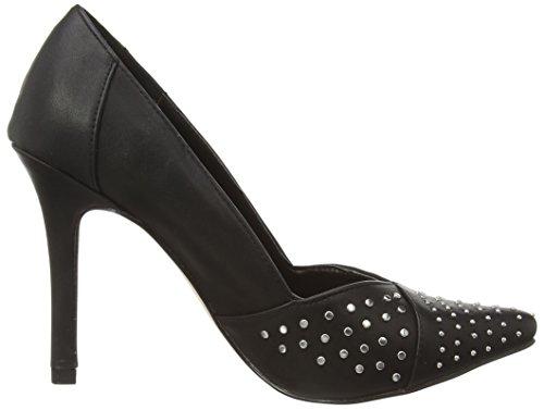 Noir Studded Point Escarpins Femme 01 Look Rivets New Black waSxqCYTWA