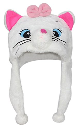 Bioterti Plush Fun Animal Hats –One Size Cap - 100% Polyester With Fleece Lining (Cutest Cats Ever In Costumes)