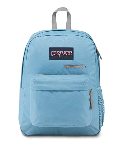 JanSport Digibreak Laptop Backpack Blue Topaz
