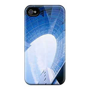 New Arrival Sky Of Building MOaZdgr938hZlgG Case Cover/ 4/4s Iphone Case