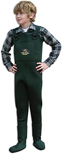 Neoprene Kids Waders - CADDIS Youth Neoprene Waders