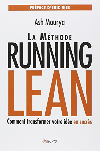 La méthode Running Lean