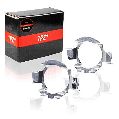 1PZ BA2-E05 H7 LED Headlight Bulb Adapter Holder For Nissan