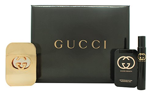 Gucci Guilty 3 Piecec Gift - Buy Gucci