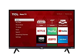 TCL 32S327 32-Inch 1080p Roku Smart LED TV (2018 Model) (B07F981R8M) | Amazon Products