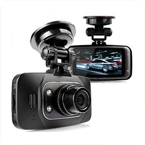 XHYA HD 1080P car Camera DVR Recorder Night Vision Driving Recorder (Color : A)