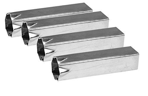 - Markwort Ground Receptacles Plugs (4-Pack), Silver